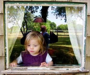girl-in-a-garden-house-001